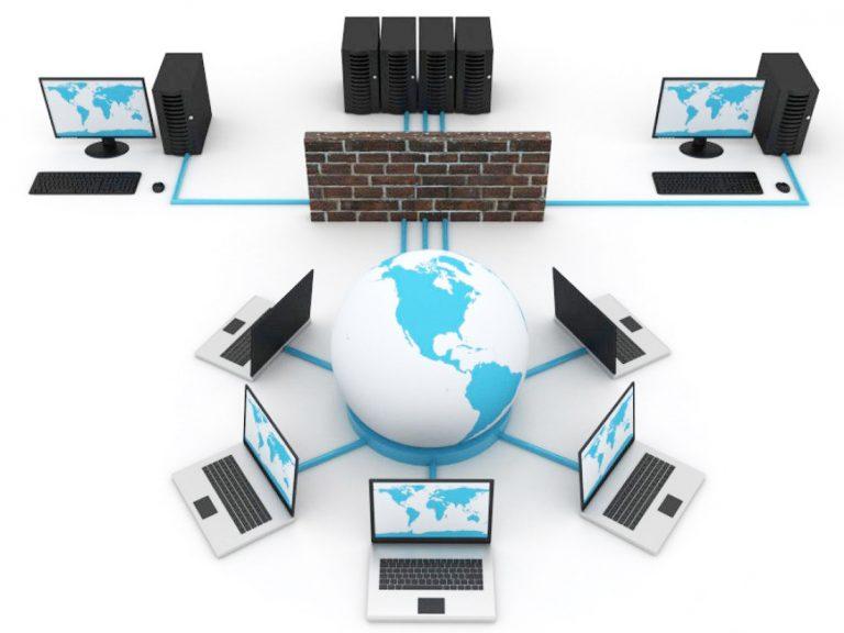 Проводные локальные сети